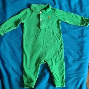 Ralph Lauren Baby Coverall 6M